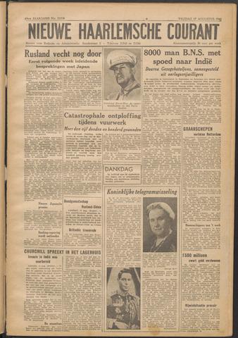 Nieuwe Haarlemsche Courant 1945-08-17