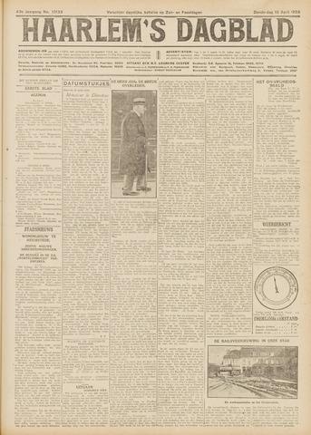 Haarlem's Dagblad 1926-04-15