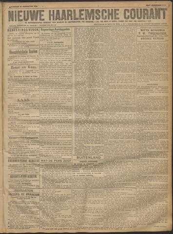 Nieuwe Haarlemsche Courant 1918-08-19