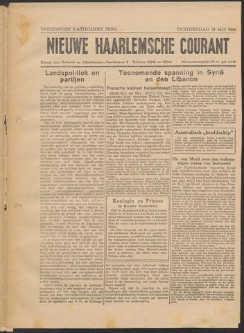 Nieuwe Haarlemsche Courant 1945-05-31