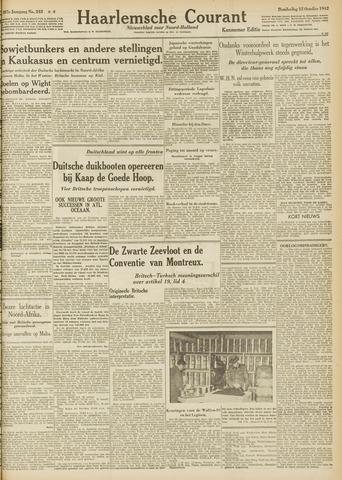 Haarlemsche Courant 1942-10-15