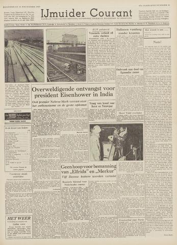 IJmuider Courant 1959-12-10