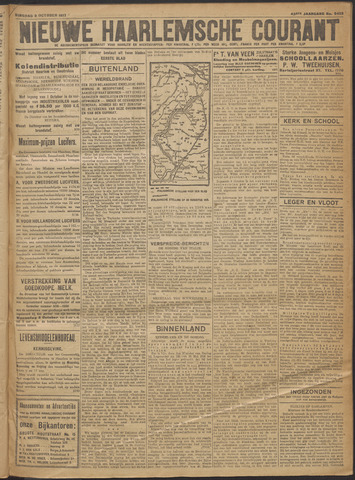 Nieuwe Haarlemsche Courant 1917-10-02