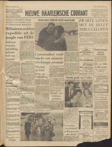 Nieuwe Haarlemsche Courant 1964-03-20