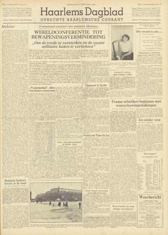 Haarlem's Dagblad 1954-01-29