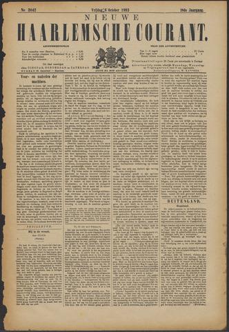 Nieuwe Haarlemsche Courant 1893-10-06
