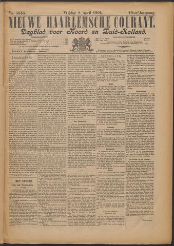 Nieuwe Haarlemsche Courant 1904-04-08