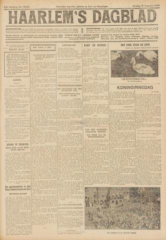 Haarlem's Dagblad 1926-08-31