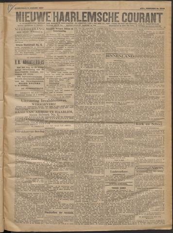 Nieuwe Haarlemsche Courant 1920-01-08