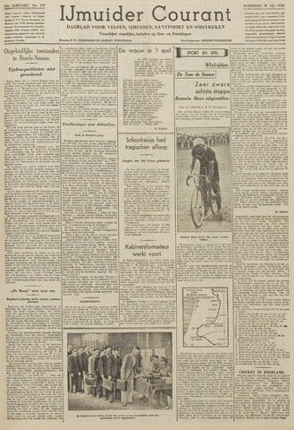 IJmuider Courant 1939-07-19