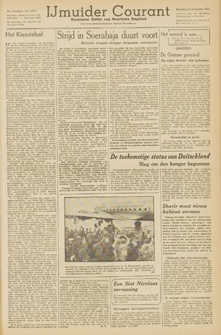 IJmuider Courant 1945-11-12