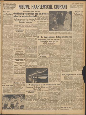 Nieuwe Haarlemsche Courant 1948-07-10