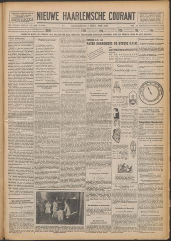 Nieuwe Haarlemsche Courant 1929-12-05