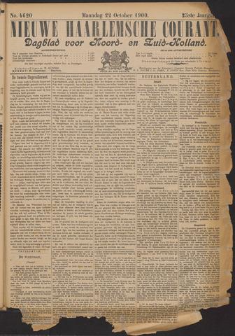 Nieuwe Haarlemsche Courant 1900-10-22