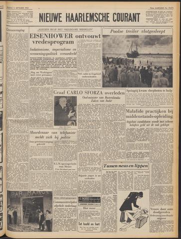 Nieuwe Haarlemsche Courant 1952-09-05