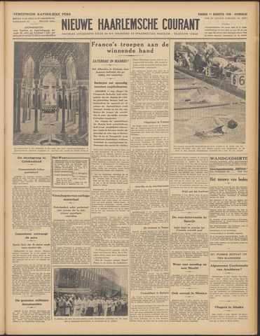 Nieuwe Haarlemsche Courant 1936-08-11