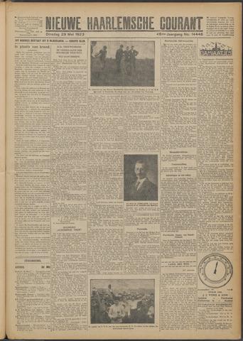 Nieuwe Haarlemsche Courant 1923-05-29