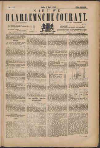 Nieuwe Haarlemsche Courant 1888-04-01