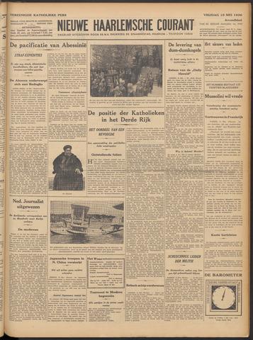 Nieuwe Haarlemsche Courant 1936-05-15