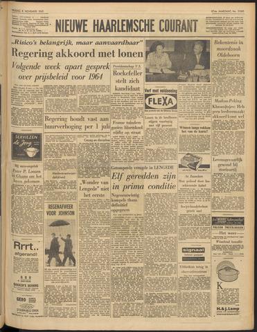 Nieuwe Haarlemsche Courant 1963-11-08