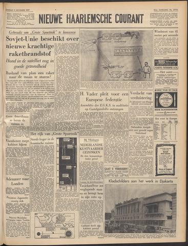 Nieuwe Haarlemsche Courant 1957-11-05
