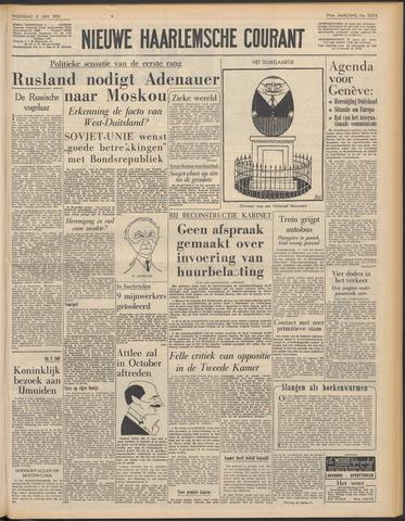 Nieuwe Haarlemsche Courant 1955-06-08