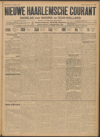 Nieuwe Haarlemsche Courant 1910-02-21