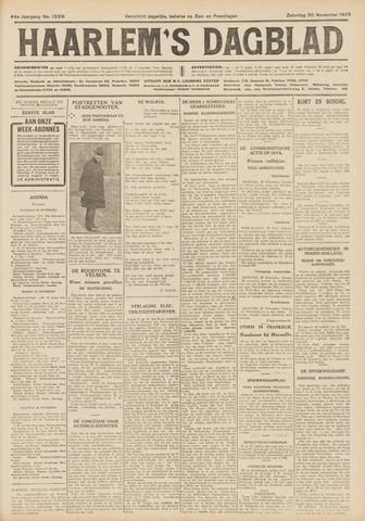 Haarlem's Dagblad 1926-11-20