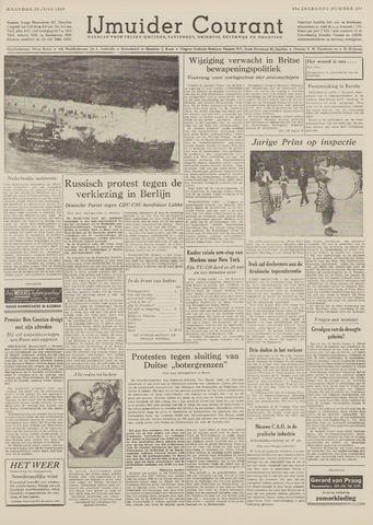 IJmuider Courant 1959-06-29