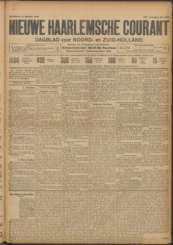 Nieuwe Haarlemsche Courant 1909-03-13