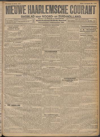 Nieuwe Haarlemsche Courant 1915-04-16