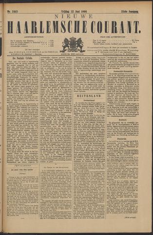Nieuwe Haarlemsche Courant 1896-06-12