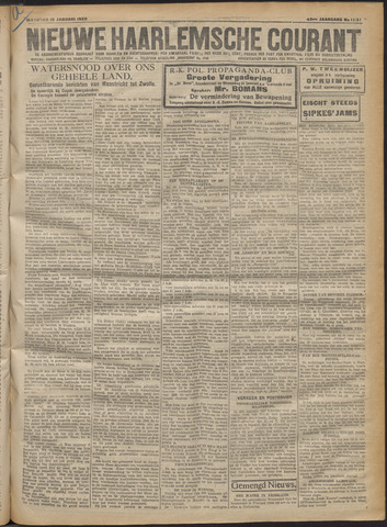 Nieuwe Haarlemsche Courant 1920-01-19