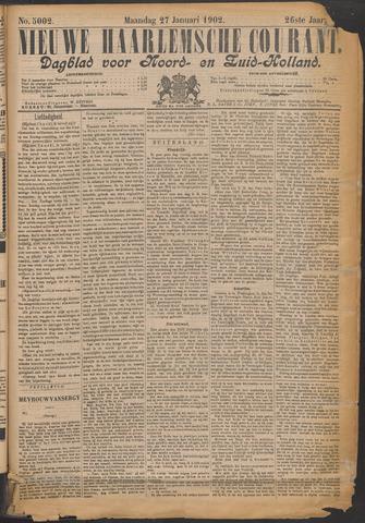 Nieuwe Haarlemsche Courant 1902-01-27