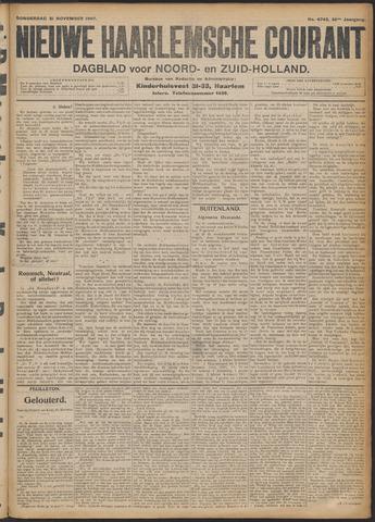 Nieuwe Haarlemsche Courant 1907-11-21