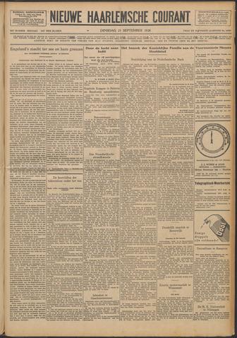 Nieuwe Haarlemsche Courant 1928-09-25