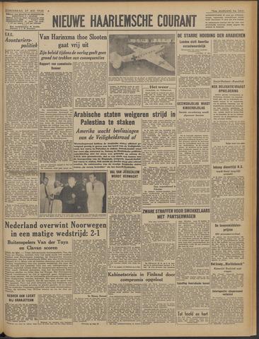 Nieuwe Haarlemsche Courant 1948-05-27