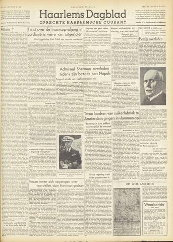 Haarlem's Dagblad 1951-07-23
