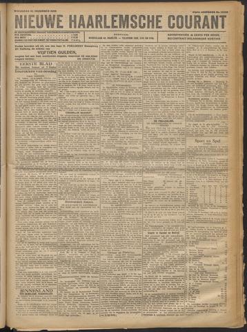 Nieuwe Haarlemsche Courant 1920-12-22