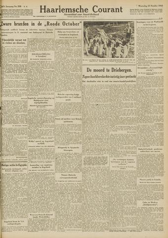 Haarlemsche Courant 1942-10-21
