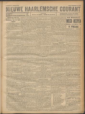 Nieuwe Haarlemsche Courant 1921-01-19