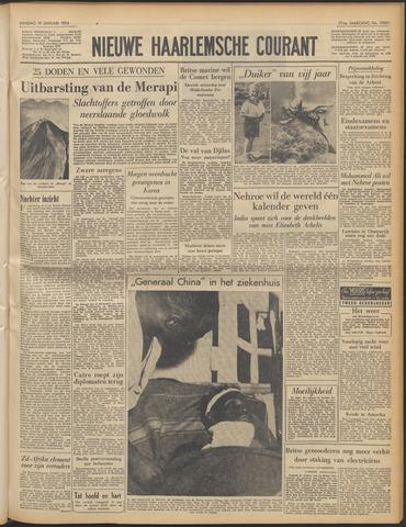 Nieuwe Haarlemsche Courant 1954-01-19