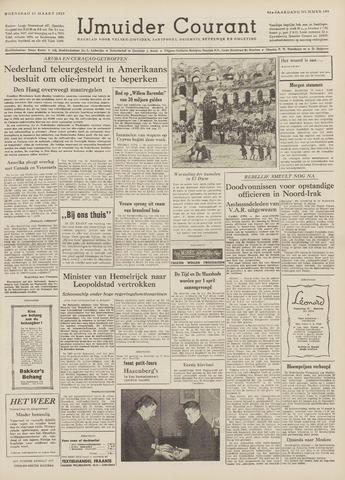 IJmuider Courant 1959-03-11