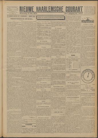 Nieuwe Haarlemsche Courant 1923-05-30