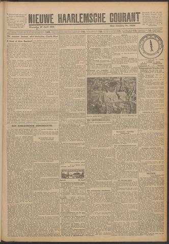 Nieuwe Haarlemsche Courant 1925-04-29