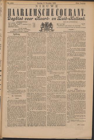 Nieuwe Haarlemsche Courant 1900-11-10