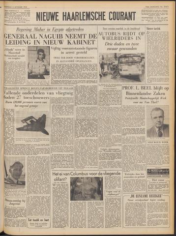 Nieuwe Haarlemsche Courant 1952-09-08