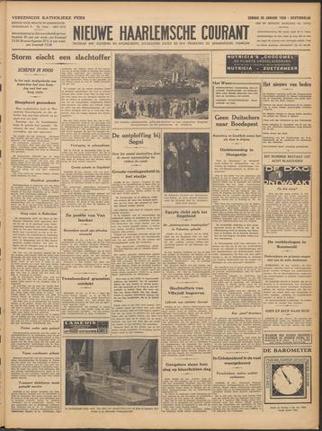 Nieuwe Haarlemsche Courant 1938-01-30