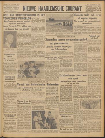 Nieuwe Haarlemsche Courant 1948-01-16