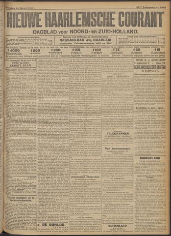 Nieuwe Haarlemsche Courant 1916-03-14